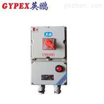 安庆工业防爆配电箱