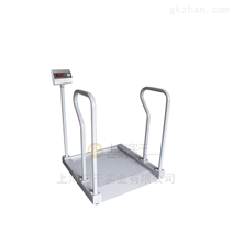 医用不锈钢轮椅体重秤