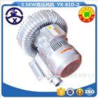 超声波曝气清洗高压风机