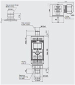 德國Hydac/賀德克希而科經銷壓力開關EDS346