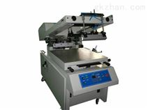 XQ-4060半自动斜臂平面丝印机