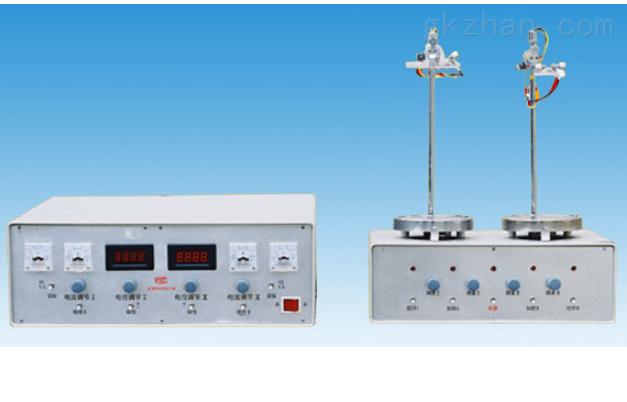 快速双单元控制电位电解仪型号:WD25-KDS-1