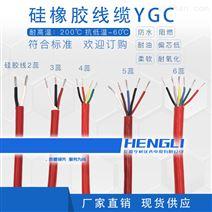 ZR-YGC22铠装硅橡胶电缆阻燃护套1.4厚度