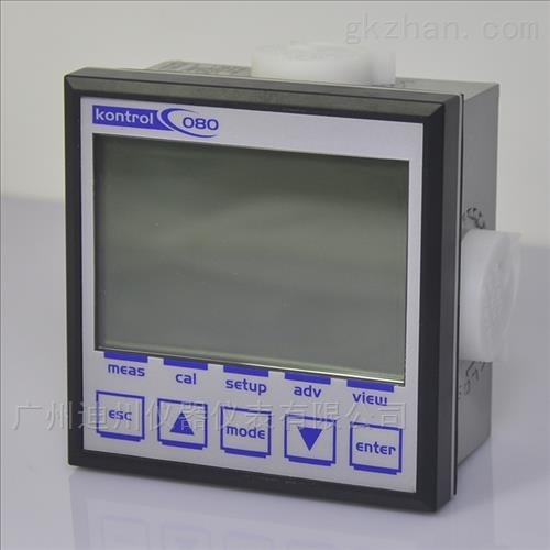 EC-4110智能型电导率/电阻率变送器