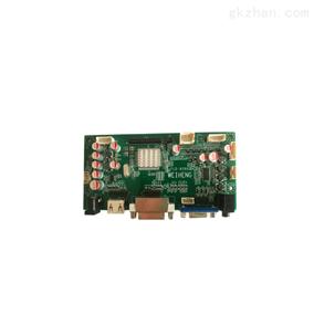 FLD-6086伟恒工业AD板卡VGA+HDMI+DVI接口