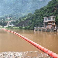 泸州河道拦污栅 围栏警示浮筒