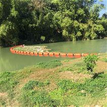 河面拦截树叶浮漂 400*1000长条浮筒