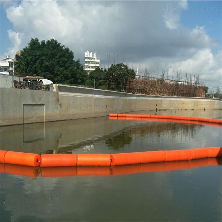 海上浪排厂家 江面拦污浮筒 组合式消浪堤