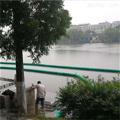 引用水源清渣浮筒设备 游乐场安全警戒