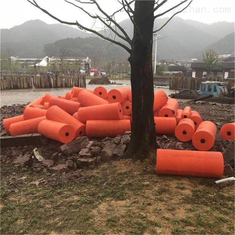 水上拦污浮筒 环保圆柱形浮漂