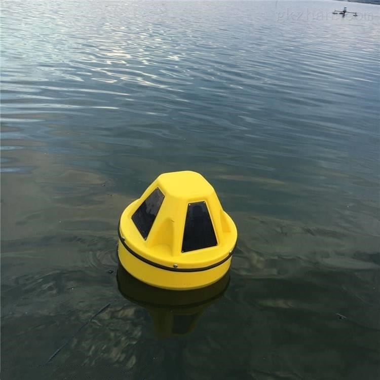 海边拦船塑料浮标 立式警戒浮标