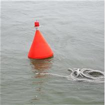 长江下游立式水域界标 系船浮标