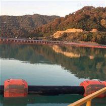 700*800挖沙船配套抽沙浮体 边界靠岸海域界标