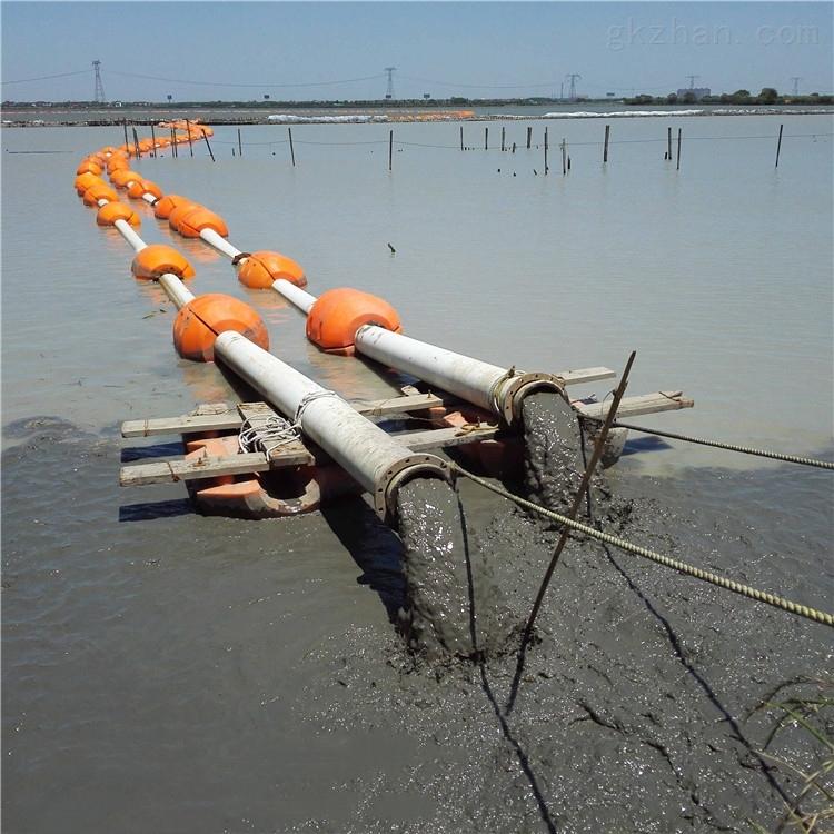 海上聚乙烯浮筒 定制抽沙管浮体