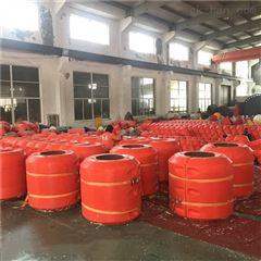 400*1000铜川管径200mm管道浮体 水上拦污浮筒