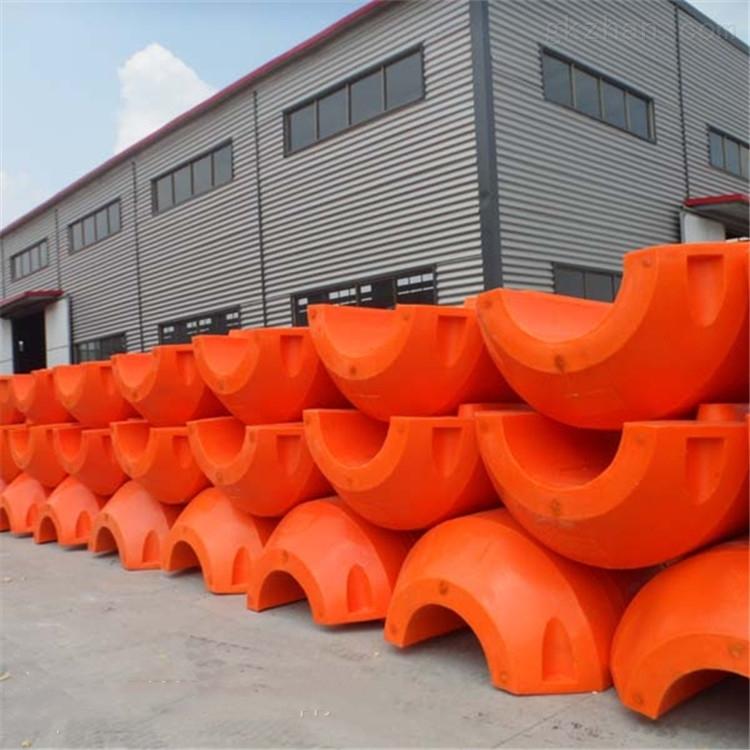 泥浆排放管浮筒高强度聚氨酯浮体