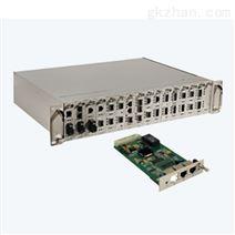 ME2U-16AC-A  16槽网管型光纤收发器机架