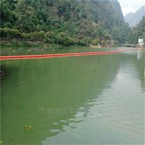 水库进水口水草拦漂浮筒