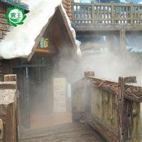 火车站候车喷雾降温系统