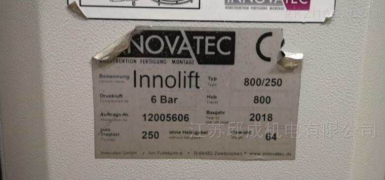优势供应德国进口INNOVATEC配件