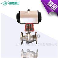 YQ641F气动氧气管路球阀