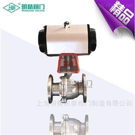 YQ641F气动氧气管路专用球阀