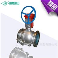 SMQ647F型Q47F手动气动氧气固定球阀