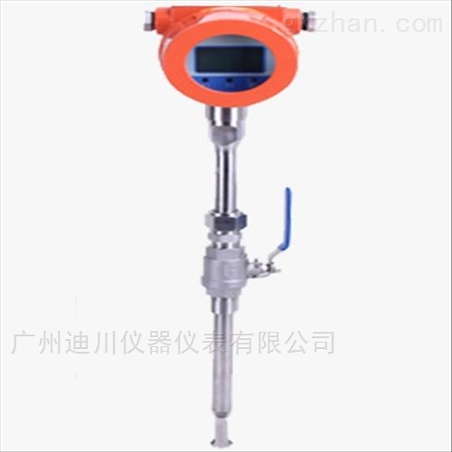 高精度气体测量专用热式气体质量流量计