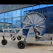 厂家直销水涡轮卷盘式喷灌机