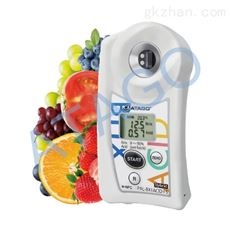PAL-BX丨ACID F5ATAGO(爱拓)快速测量多种水果糖酸度计