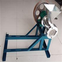 多功能柴电两用食品玉米膨化机