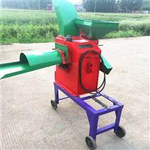 牛羊养殖大型青贮铡草机 秸秆揉丝机 粉碎机