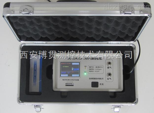 带SD卡记录功能二氧化碳分析仪