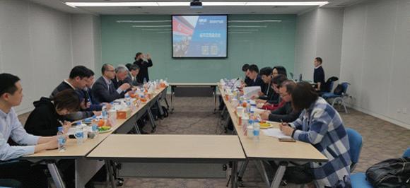 2019中国工博会新材料产业展省市交流座谈会圆满落幕