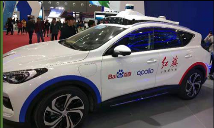"""华为声称推""""世界第一款""""高速度、高质量5G汽车通信硬件"""