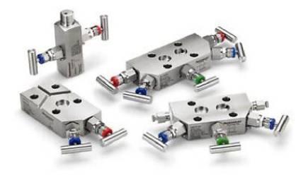 艾默生推出人體工程學設計的全新壓力變送器閥組