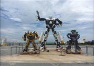 """歡顏""""大金剛""""負載3.6噸 號稱全球負載最大搬運機器人"""