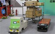 五大電商倉儲AGV機器人企業的拓海之路