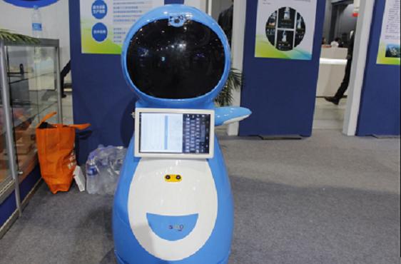 商用服务机器人离规?;�商用还有多�??