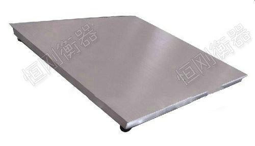 不锈钢电子地磅