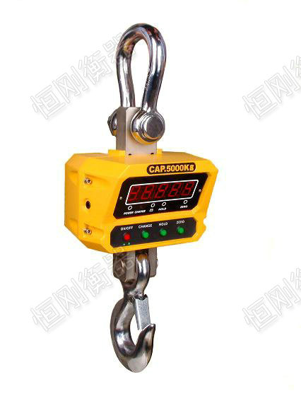 小型电子吊秤