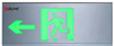 单面左向指示标志灯具