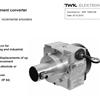 TWK电缆位移传感器SWF系列