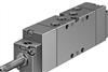 电磁阀的工作原理,德国FESTO费斯托手控阀